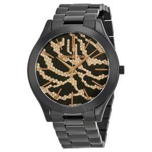 Michale Kors Zebra Watch